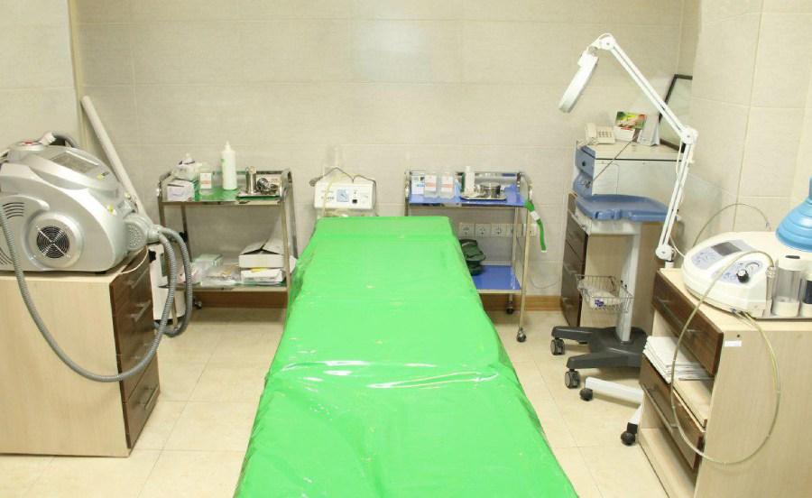 بخش جراحی کلینیک کوروش