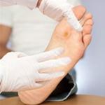 واحد پای دیابتی کلینیک کوروش