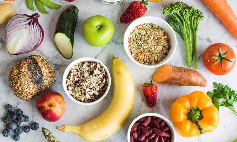 رژیم غذایی افراد مبتلا به فشار خون