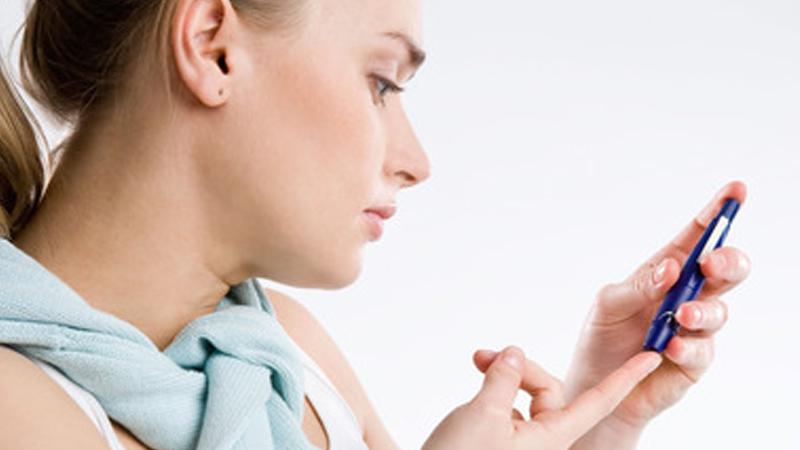 کنترل استرس در افراد دیابتی