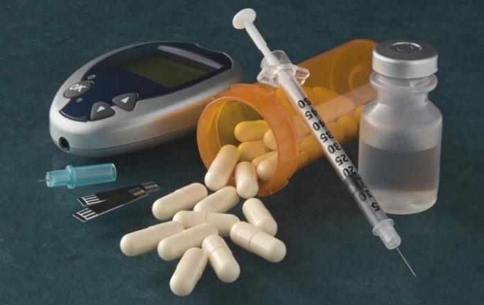 قرص یا انسولین تزریقی